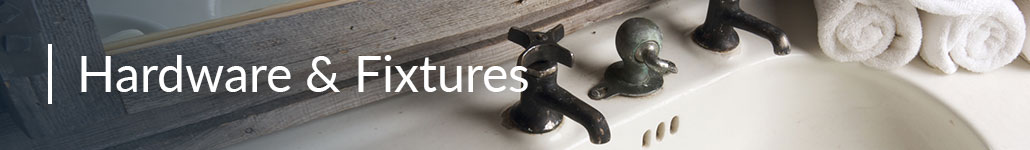 Banner Image of Bathroom Hardware and Fixture Remodeling Tips