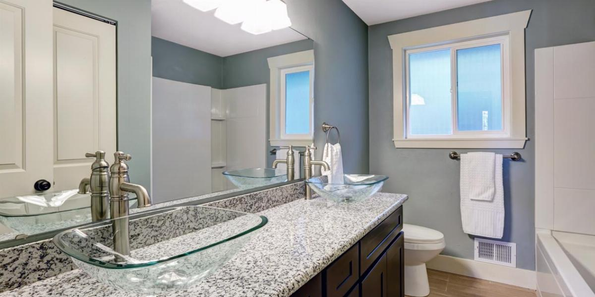 bathroom makover plan on a budget | 6 Ideas to Remodel Your Bathroom on a Budget | Dumpsters.com