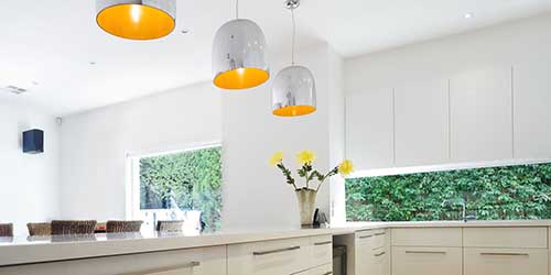A High-End Kitchen Offering Lots of Kitchen Remodeling Ideas.