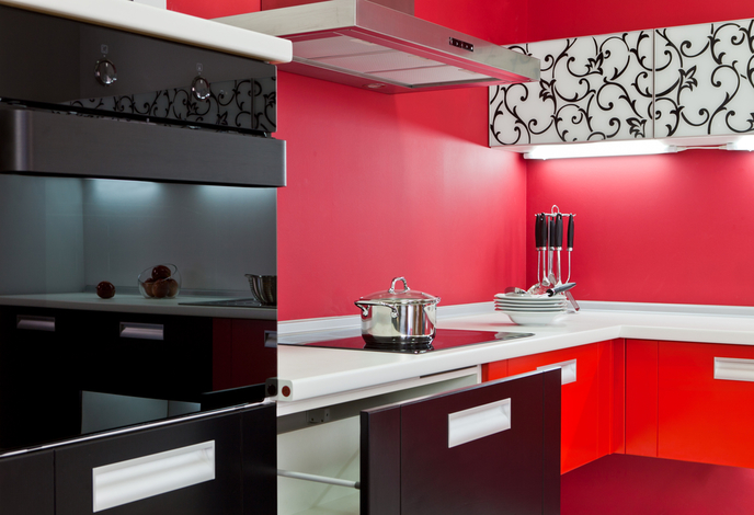 Red Kitchen Effects on Mood