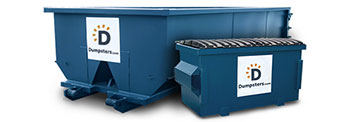 compare roll off and front load dumpsters