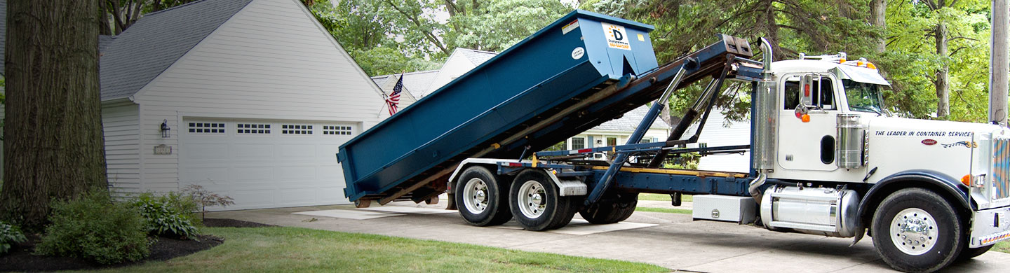 How to avoid fees on your dumpster rental.