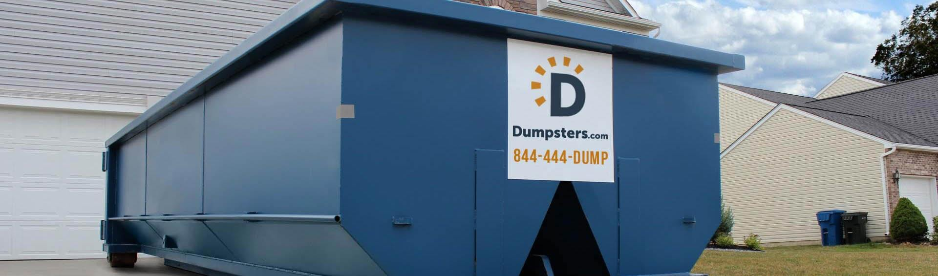 Pound my dumpster
