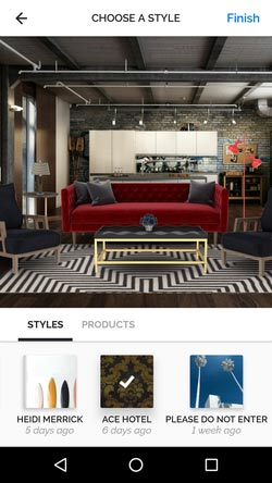 Revamp Your Home With Hutch S Interior Design App Dumpsters Com