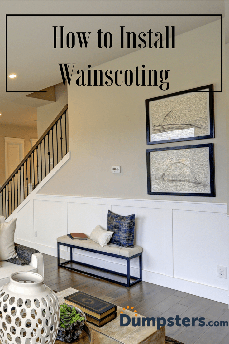 Looking for a relatively easy home improvement project that will upgrade your home's look and feel? Learn how to install wainscoting yourself and you'll be able to give your home a sense of Victorian sophistication without the expense of a home renovation.