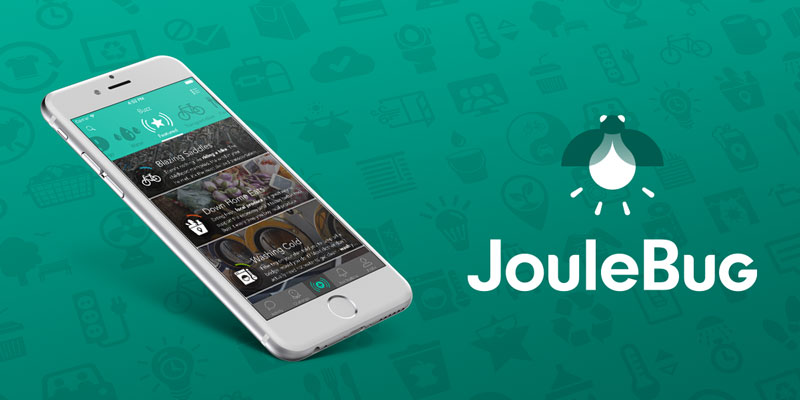 JouleBug Sustainability App
