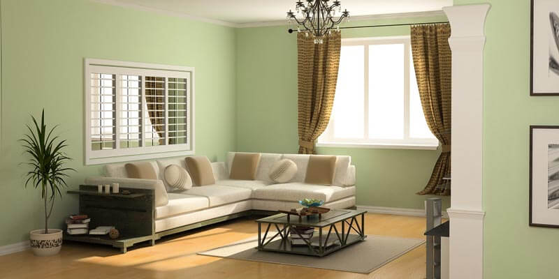 8 vibrant living room paint color ideas. Black Bedroom Furniture Sets. Home Design Ideas