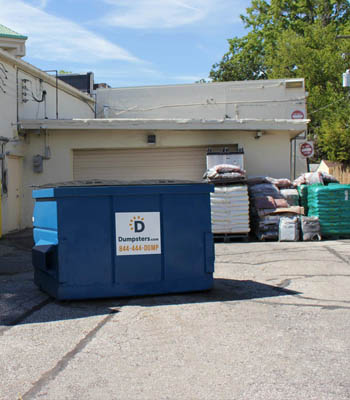 dumpsters for offices