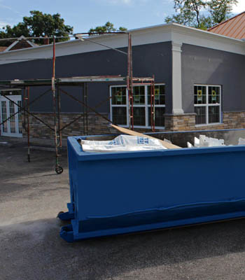 dumpsters for trade waste