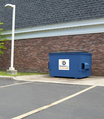 dumpsters for property managers