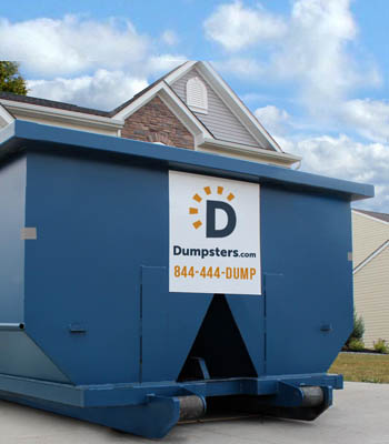 what size dumpster do I need