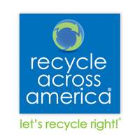 Recycle Across America Logo