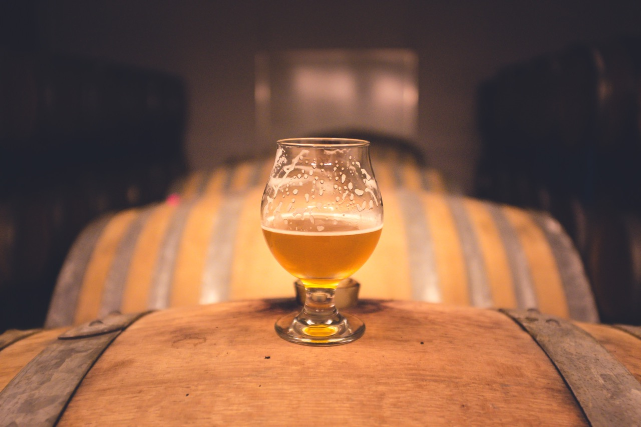 Sustainable Beer Drinking Means Using Glass