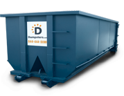 temporary dumpster service
